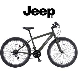 JEEP(ジープ) JE-266FT|2017年度モデル|26インチ6段変速ファットバイク|jitenshaproshop