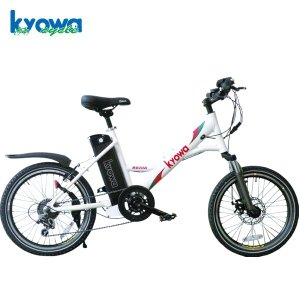 Kyowa Cycle(キョウワサイクル) MB20A|20インチ6段変速小径型電動アシストマウンテンバイク|jitenshaproshop