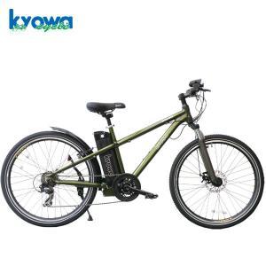 Kyowa Cycle(キョウワサイクル) MB26A|26インチ6段変速電動アシストマウンテンバイク|jitenshaproshop
