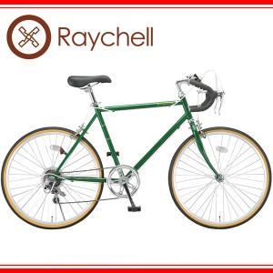 Raychell(レイチェル) CR-246R 24インチ6段変速ロードバイク jitenshaproshop
