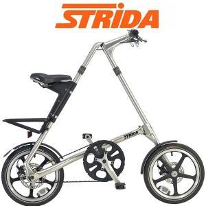 STRIDA LTは、STRIDA(ストライダ)の2019年度モデル16インチ折りたたみ自転車です。