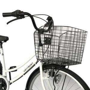 ママチャリ SGマーク 26インチ 自転車 変...の詳細画像3