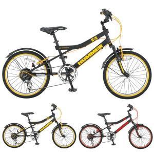 HUMMER ハマーBMX 20インチ 6段変速 / ダイワサイクル 小径自転車 HM 206BMX-III 【中サイズ】 jitensya-ousama