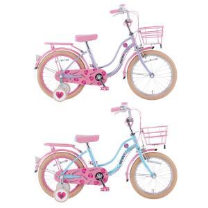 シスタージェニィ 18インチ JNK18 / SISTER JENNI ダイワサイクル 幼児用自転車((小サイズ)) jitensya-ousama 02
