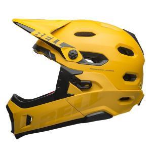 BELL SUPER DH MIPS スーパー DH ミップス イエロー×ブラック ヘルメット/ ベ...