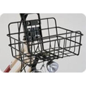 ブリヂストン 小型平バスケット(前カゴ) BK-VVF/ 自転車パーツ