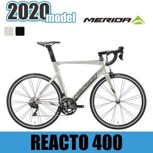 ロードバイク MERIDA メリダ 2020年モデル REACTO 400 20AMA04 ポイント...