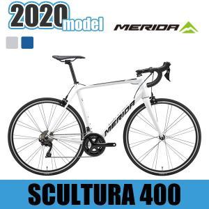 ロードバイク MERIDA メリダ 2020年モデル SCULTURA400 20AMS04 ポイン...