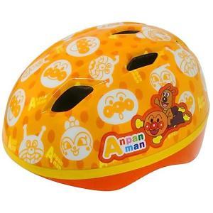 エム・アンド・エム 幼児用ヘルメット    それいけ!アンパンマン  【子供キャラクターヘルメット】【自転車パーツ】|jitensyaclub