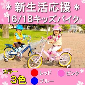 子供自転車 16インチ 18インチ 自転車安全整...の商品画像