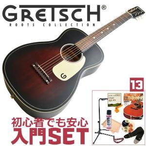 初心者セット グレッチ アコースティックギター アコギ 13...