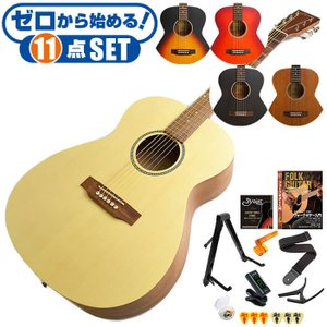 初心者セット アコースティックギター S.ヤイリ アコギ 9...