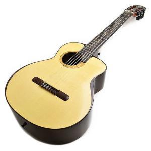 アヌエヌエ クラシックギター aNueNue MN214 ミニギター スプルース単板 ローズウッド単板 オールソリッドモデル アコースティックギター aNN-MN214 アコギ jivemusic