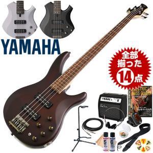 ヤマハのTRBX500シリーズ4弦モデル。  アクティブ・パッシブの切り替えがスイッチ一つで可能に!...