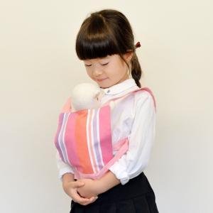 すくすくセット【オルゴール入りオーガニック仔羊&ぬいぐるみおんぶ紐】日本製 ハンドメイド|jiyu