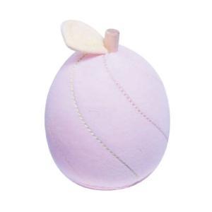 ファーストトイ コロコロ木の実 ピンク 音が鳴るおもちゃ 日本製 手作り 出産祝|jiyu