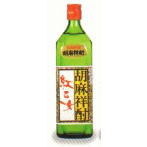 胡麻祥酎 紅乙女 25度 720ml|jizake-i