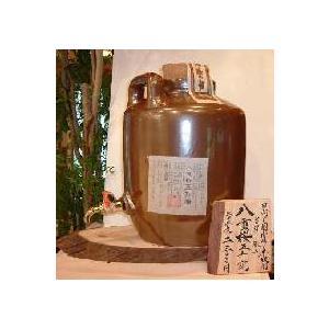 八重桜 五升壷 (芋) 25度 9000ml|jizake-i