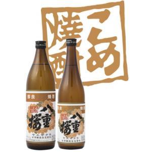 八重桜 純米焼酎 25度900ml|jizake-i