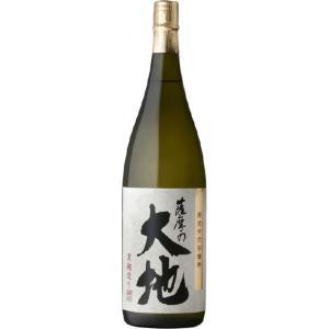 黒麹造り 薩摩の大地 25度 1800ml|jizake-i