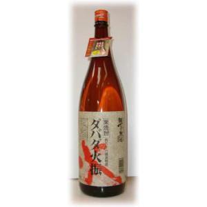 無手無冠 栗焼酎ダバダ火振り 25度1800ml|jizake-i