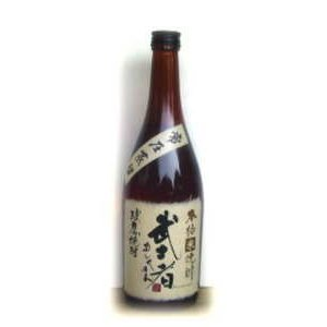 球磨焼酎 武士者 常圧蒸留 米焼酎 25度720ml|jizake-i