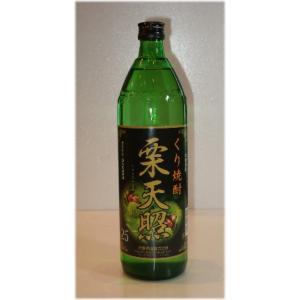 神楽酒造 栗焼酎  25度 900ml|jizake-i