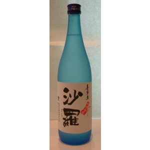 沙羅 25度 720ml|jizake-i
