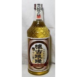 焼酎 懐古浪漫 十一無 長期貯蔵古酒 25度 720ml|jizake-i