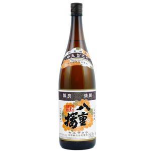 焼酎 八重桜  芋 25度1800ml|jizake-i