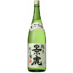 越乃景虎 にごり酒 1800ml|jizake-i