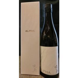 日本酒 ALPHA 風の森 type2 α22 720ml|jizake-i