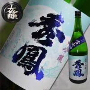 日本酒 秀鳳 純米大吟醸  雪女神 生原酒 1800ml|jizake-i