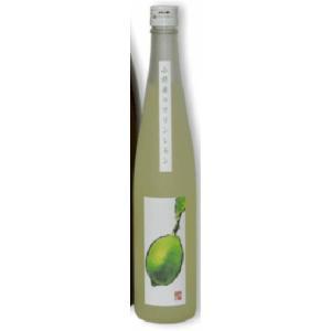 リキュール 小野屋のマリンレモン 500ml|jizake-i