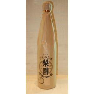 なしのお酒 梨園 12度 500ml|jizake-i