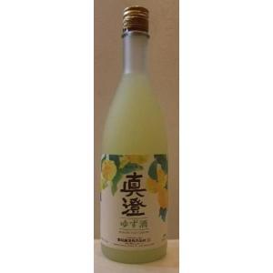 真澄 ゆず酒 720ml|jizake-i