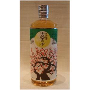 天空の月 樽熟梅酒 720ml|jizake-i