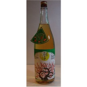 天空の月 樽熟梅酒 1800ml|jizake-i
