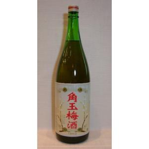 角玉梅酒 1800ml|jizake-i