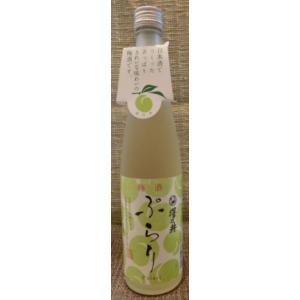 梅酒「ぷらり」 500ml|jizake-i