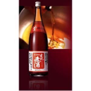 東肥赤酒(料理用) 1Lペットボトル|jizake-i