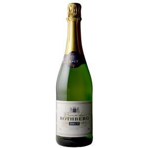 ワイン バロン・ド・ロートベルグ スパークリングワイン 750ml|jizake-i