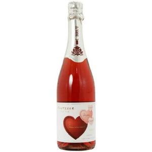 母の日  ワイン フリュッテル ブリュット ロゼ 750ml|jizake-i