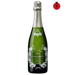 ワイン シャンパーニュ ブリュット プレステージ (化粧箱入り)白 750ml|jizake-i