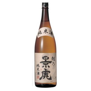 日本酒 越乃景虎 純米酒|jizake-i