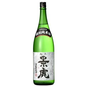 日本酒 洞窟貯蔵酒 越乃景虎 名水仕込 特別純米 1800ml カートン付き|jizake-i