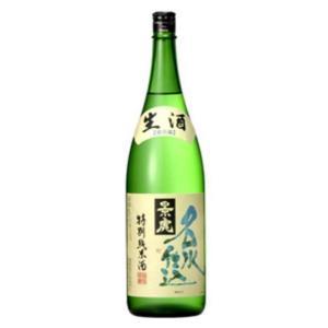 越乃景虎 名水仕込み 特別純米生酒 1800ml jizake-i