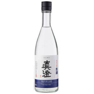 真澄 純米吟醸 生酒  720ml;|jizake-i