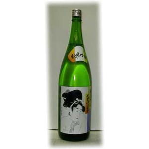 日本酒 くどき上手 純米吟醸 美山錦 1800ml