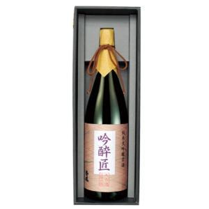 日本酒  秀鳳 純米大吟醸 吟酔匠 720ml|jizake-i